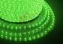 Дюралайт LED, свечение с динамикой (3W) - зеленый, 24 LED/м, бухта 100м Neon-Night