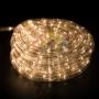Дюралайт LED, свечение с динамикой (3W) - теплый белый, 24 LED/м, бухта 100м Neon-Night