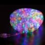 Дюралайт LED, свечение с динамикой (3W), 24 LED/м, МУЛЬТИ (RYGB), 6м Neon-Night