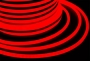 Гибкий Неон LED SMD, красный, 120 LED/м, бухта 50м Neon-Night