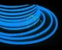 Гибкий Неон LED SMD, синий, 120 LED/м, бухта 50м Neon-Night