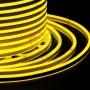 Гибкий Неон LED SMD, компактный 7х12мм, двусторонний, жёлтый, 120 LED/м, бухта 100м Neon-Night