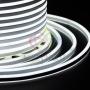 Гибкий Неон LED SMD, компактный 7х12мм, двусторонний, белый, 120 LED/м, бухта 100м Neon-Night