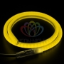 Гибкий Неон LED SMD, форма - D, жёлтый, 120 LED/м,  бухта 100м Neon-Night
