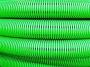 DKC / ДКС 140916-8K Труба двустенная гибкая гофрированная дренажная, класс SN8, перфорация 360, цвет зеленый, внешний диаметр 160 мм