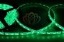 LED лента герметичная в силиконе, ширина 10 мм, IP65, SMD 5050, 60 диодов/метр, 12V, цвет светодиодов зеленый Neon-Night