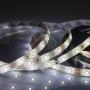 LED лента 24 В, 8 мм, IP65, SMD 2835, 60 LED/m, цвет свечения белый (6000 К)
