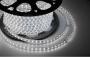 LED Лента 220В, 7.5x20мм, IP67, SMD 2835, 276 LED/м, Белый, 50м