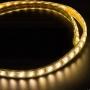 LED Лента 220В, 7.5x20мм, IP67, SMD 2835, 276 LED/м, Теплый белый, 50м