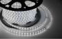 LED Лента 220В, 6.5x17мм, IP67, SMD 5730, 120 LED/м, Белый, 100м