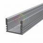 Профиль накладной алюминиевый 1612-2, 2м REXANT