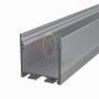 Профиль накладной алюминиевый 3535-2, 2м REXANT