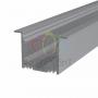 Профиль врезной алюминиевый 5032-2, 2м REXANT
