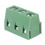 Клеммная колодка винтовая на плату (DG500-5.0-03P) 5мм 3 контакта (упаковка 100шт.)
