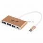 Разветвитель USB 3.1 Type-C на 4 порта (Type-C/3.0/2.0X2) REXANT