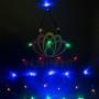 """Гирлянда """"Сеть"""" 2х2х1.5м,  свечение с динамикой, черный ПВХ, 136 LED, 230 В, цвет: Мультиколор Neon-Night"""