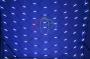 Гирлянда - сеть Чейзинг LED 2*1.5м (288 диодов), каучук, белые и синие диоды Neon-Night
