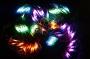 Гирлянда - сеть Чейзинг LED 2*4м (560 диодов), каучук, мульти Neon-Night