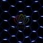 """Гирлянда """"Сеть"""" 2x3м, белый каучук, 432 LED Белые/Синие Neon-Night"""