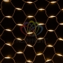 "Гирлянда ""Сеть"" 2x3м, белый каучук, 432 LED Тепло-белые Neon-Night"