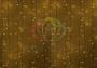 """Гирлянда """"Светодиодный Дождь""""  2x0,8м, свечение с динамикой, прозрачный провод, 230 В, диоды Желтые Neon-Night"""