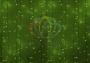 """Гирлянда """"Светодиодный Дождь""""  2x0,8м, свечение с динамикой, прозрачный провод, 230 В, диоды Зеленые Neon-Night"""