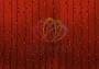 """Гирлянда """"Светодиодный Дождь"""" 2х1,5м, постоянное свечение, черный провод """"каучук"""", 230 В, диоды КРАСНЫЕ Neon-Night"""