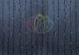 """Гирлянда """"Светодиодный Дождь"""" 2х1,5м, постоянное свечение, черный провод """"каучук"""", 230 В, диоды БЕЛЫЕ Neon-Night"""