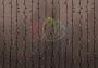 """Гирлянда """"Светодиодный Дождь"""" 2х1,5м, постоянное свечение, черный провод """"каучук"""", 230 В, диоды ТЕПЛО-БЕЛЫЕ Neon-Night"""
