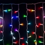 """Гирлянда """"Светодиодный Дождь"""" 2х3м, прозрачный провод, 230 В, диоды RGB, свечение с динамикой при приобитении контроллера 245-907 Neon-Night"""