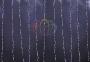 """Гирлянда """"LED - Умный дождь"""", 3 секции 1x3 м, 4x3 нитей, 30W, 24V, 8 каналов, 672 белых диода, IP65 Neon-Night"""