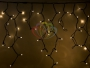 "Гирлянда ""Айсикл черный"" 4.0х1.0м 180л/4  прозрачная без контроллера RPL-S-180-240V Neon-Night"