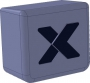 AXELENT X-TRAY 2554 Заглушка X54 для X-профилей