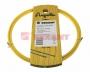 Протяжка кабельная (мини УЗК в бухте), 15м, стеклопруток, d=3мм, латунный наконечник, заглушка