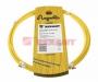 Протяжка кабельная (мини УЗК в бухте), 20м, стеклопруток, d=3мм, латунный наконечник, заглушка
