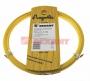 Протяжка кабельная (мини УЗК в бухте), 30м, стеклопруток, d=3мм, латунный наконечник, заглушка