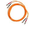Шнур оптический 2FC/PC-2FC/PC, MM, duplex, 50/125, 5m
