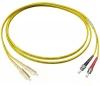 Шнур оптический 2SC/UPC-2ST/UPC, SM, duplex, 5m