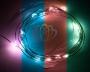 """Гирлянда светодиодная """"Роса"""", 2 м, 20 диодов, цвет RGB Neon-Night"""