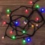 """Гирлянда светодиодная """"Цветные Шарики"""" 20 LED МУЛЬТИКОЛОР 2,8 метра"""