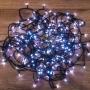Гирлянда светодиодная универсальная 120 LED БЕЛЫЕ 12 метров