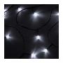 """Гирлянда """"Твинкл Лайт"""" 6 м, прозрачный ПВХ, 40 LED, цвет Белый"""