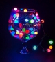 "Гирлянда ""LED - шарики"", RGB, O17,5 мм, 20 м, 24В, Neon-Night"