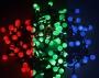 """Гирлянда """"LED - шарики"""", RGB O18 мм, 5 м, Neon-Night"""