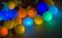 """Гирлянда """"LED - шарики"""", RGB, O30 мм, 5 м, Neon-Night"""