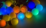 """Гирлянда """"LED - шарики"""", RGB, O45 мм, 10 м, Neon-Night"""