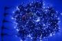 "Гирлянда ""LED ClipLight"" 24V, 5 нитей по 20 метров, синяя Neon-Night"