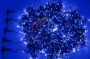 "Гирлянда ""LED ClipLight"" 24V, 5 нитей по 20 метров, синяя Flashing Neon-Night"