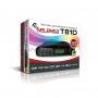 "Приставка цифровая DVB-T2 SELENGA T81D: пластик, дисплей, кнопки, 2xUSB, HDMI, A/V 3,5"", LOOP OUT, Wi-Fi"