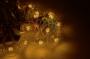 """Готовый набор: Гирлянда """"Belt Light"""", 25 ламп, 10 м, в каждой лампе 6 светодиодов, цвет желтый, цвет провода белый Neon-Night"""